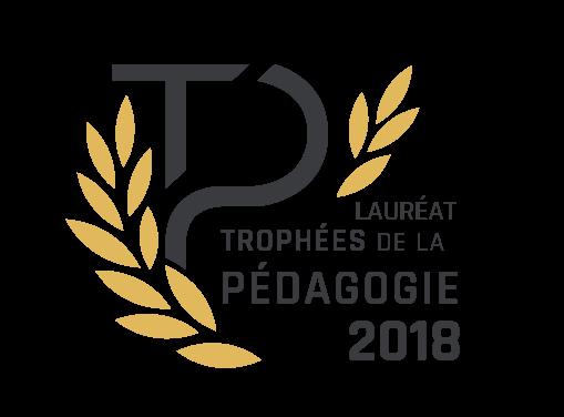 Laureat des trophées de la pédagogie